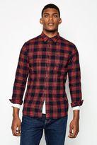 Jack Wills Salcombe Mw Flannel Tartan Shirt