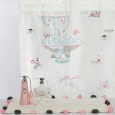 Asstd National Brand Oolala Peva Shower Curtain