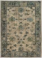 "Oriental Weavers 5171C Sedona Collection Area Rug, 7'10 x 10'10"""""