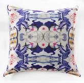 Whimsy Reversible Linen Pillow