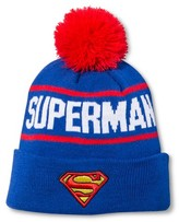 Superman Beanies - Royal Blue One Size