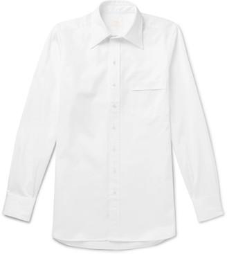 Drakes + Cotton-Twill Shirt