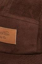 Brixton 'Cavern' Five-Panel Cap