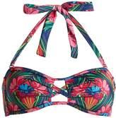 PAOLITA Saguaro bandeau bikini top