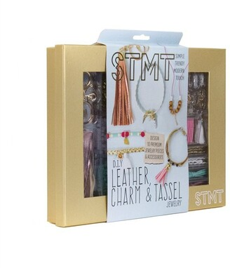 STMT DIY Leather Charms and Tassel Jewelry Kit