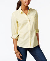 Tommy Hilfiger Cornell Striped Shirt, Only at Macy's