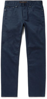 Michael Kors - Slim-fit Stretch-cotton Twill Chinos