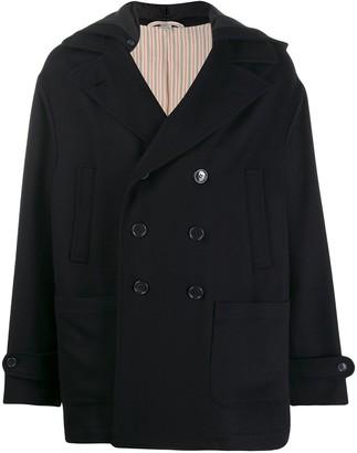 Gucci Boxy Fit Pea Coat