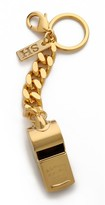 Sophie Hulme Large Referee's Whistle Keychain