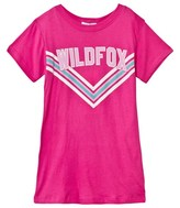 Wildfox Couture Pink Branded Tee