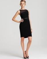 Anne Klein Jersey Ruched Dress