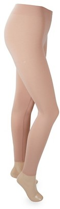 Wolford Contour Stretch-Cotton Tights