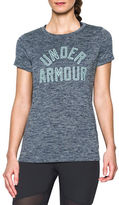 Under Armour Heathered Twist Graphic T-Shirt