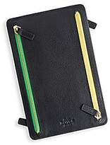 ROYCE New York Women's RFID-Blocking 4-Zip Leather Travel Organizer