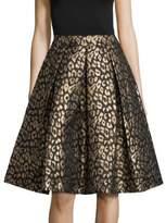 Gold A Line Skirt - ShopStyle