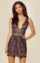 For love and lemons mon cheri mini dress