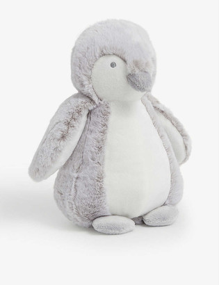 The Little White Company Snowy penguin soft toy 30cm