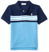 Ralph Lauren Childrenswear Mesh Polo Shirt