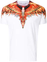 Marcelo Burlon County of Milan flames wings T-shirt