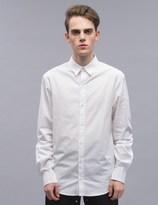 Hood by Air Popeline Tweek Stingray Shirt