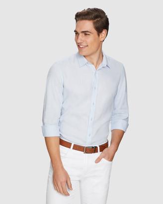 yd. West Hampton Linen Shirt