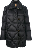 Fay classic padded coat - women - Cotton/Feather Down/Polyamide - S