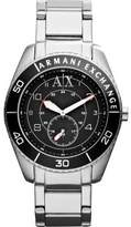 Armani Exchange A|X Men's AX1263 Stainless-Steel Quartz Watch