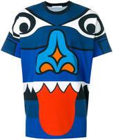Givenchy totem print T-shirt