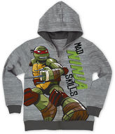 Novelty T-Shirts Teenage Mutant Ninja Turtles Fleece Hoodie - Preschool Boys 4-7