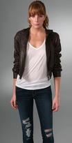 Paul Leather Jacket