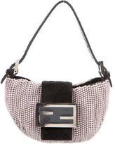 Fendi Pearl Bead Handle Bag