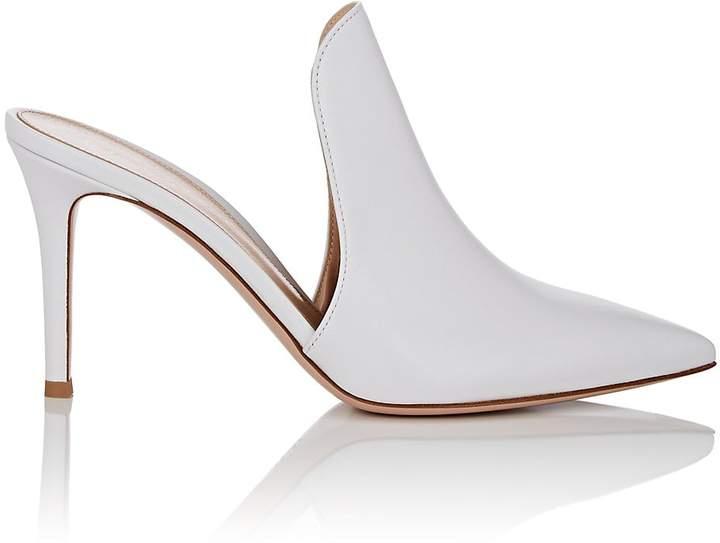 Gianvito Rossi Women's Aramis Leather Mules