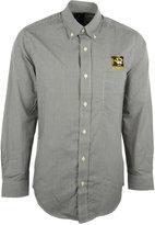 Antigua Men's Long-Sleeve Missouri Tigers Button-Down Shirt