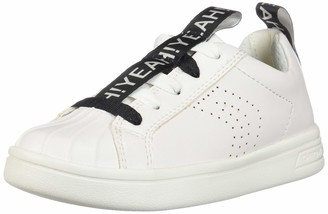 Geox Girls' J Djrock J Low-Top Sneakers