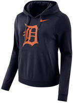 Nike Women's Detroit Tigers Club Pullover Hoodie