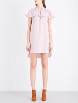 Sandro Sidges cotton dress