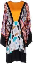 MSGM Knee-length dresses - Item 34685169