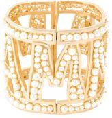 Dolce & Gabbana Mamma pearl cuff