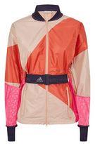 Adidas By Stella Mccartney Kite Print Running Jacket