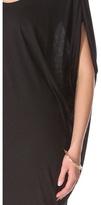 Helmut Lang Helmut Kinetic Asymmetrical Dress