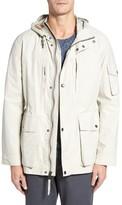 Cole Haan Men's Water Repellent Hooded Jacket