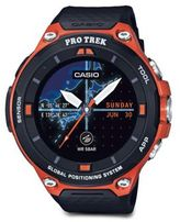 G-Shock Pro Trek Black Dial Smart Strap Watch