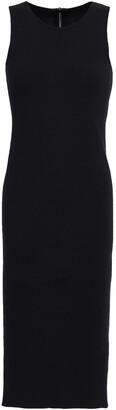 Gentry Portofino Gentryportofino Stretch-silk Dress
