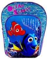 """Disney Finding Dory 16"""" Kids Backpack - Blue/Pink"""