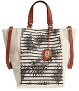 Tommy Bahama Reef Convertible Tote - Brown