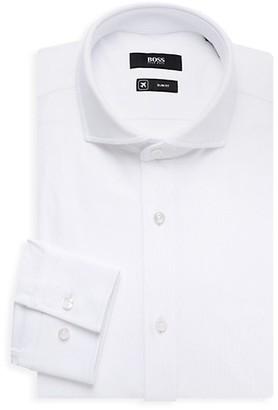 HUGO BOSS Slim-Fit Jason Dress Shirt