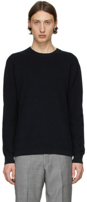 Tiger of Sweden Navy Parachute Sweater