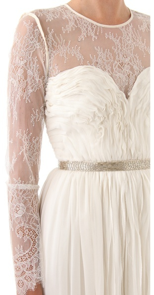 Catherine Deane Madonna Long Gown
