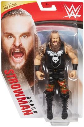 Mattel WWE Braun Strowman Action Figure