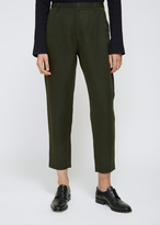 Hope Khaki Green Krissy Trouser